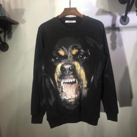 Replica Givenchy Rottweiler Printed Sweatshirt