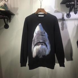 Replica Givenchy Shark Printed Sweatshirt