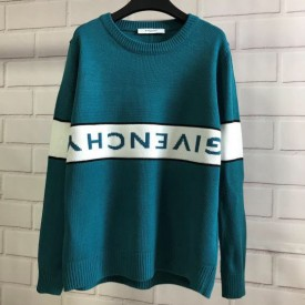 Replica Givenchy Logo Wool Sweater