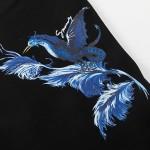 Replica Givenchy Birds Printed T shirt