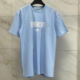 Replica Givenchy Paris Destroyed T shirt