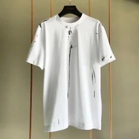 Replica Givenchy trompe-l'œil effect T shirt