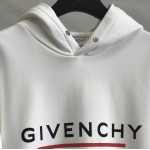 Replica Givenchy Label Printed Hoodie