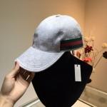 Replica Gucci GG canvas baseball hat