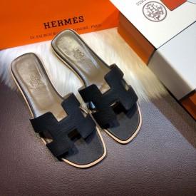 Replica Hermes Oran Sandals