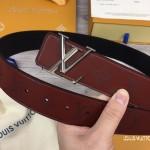 Replica LV Pyramide 40mm Reversible Belt