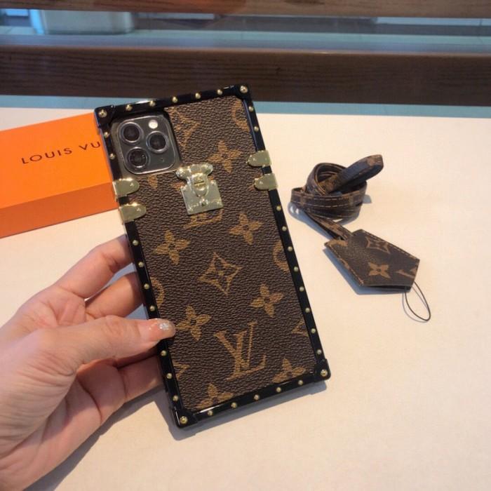 Replica LV monogram phone case