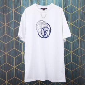 Replica LV Globe T-Shirt