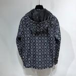 Replica LV Since 1854 Hooded Silk Parka