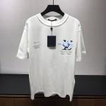 Replica LV Cloud Print T-Shirt