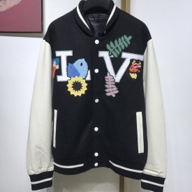 Replica LV Flowers Jacket
