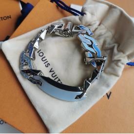 Replica LV Cuban Chain Bracelet