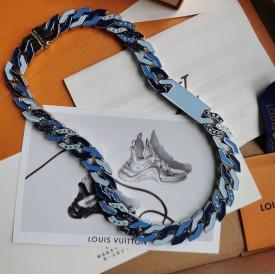 Replica LV Cuban Chain Necklace