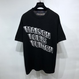 Replica LV Maison LV Crewneck T shirt