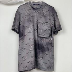 Replica LV 3D pocket T shirt