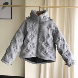 Replica LV Monogram Boyhood Jacket