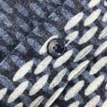 Replica LV Giant Damier Flannel Shirt
