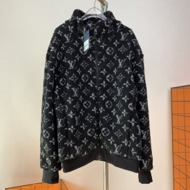 Replica LV Monogram Teddy Jacket
