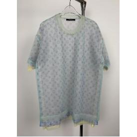 Replica LV Monogram Tulle T Shirt
