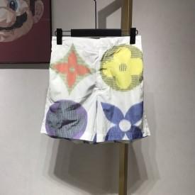 Replica LV Multicolor Hawaiian short