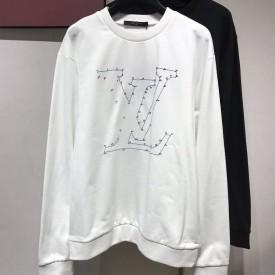 Replica LV Stitch Print Sweatshirt