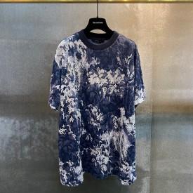 Replica LV Tapestry Monogram T shirt