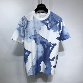 Replica LV Watercolor Giant T shirt