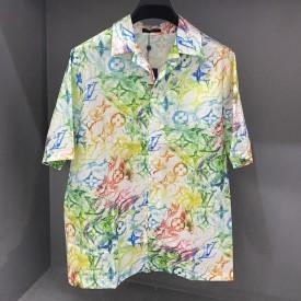 Replica LV Watercolour shirt