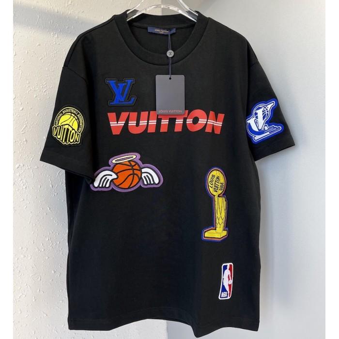 Replica LV x NBA T shirt