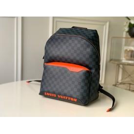 Replica LV damier discovery backpack