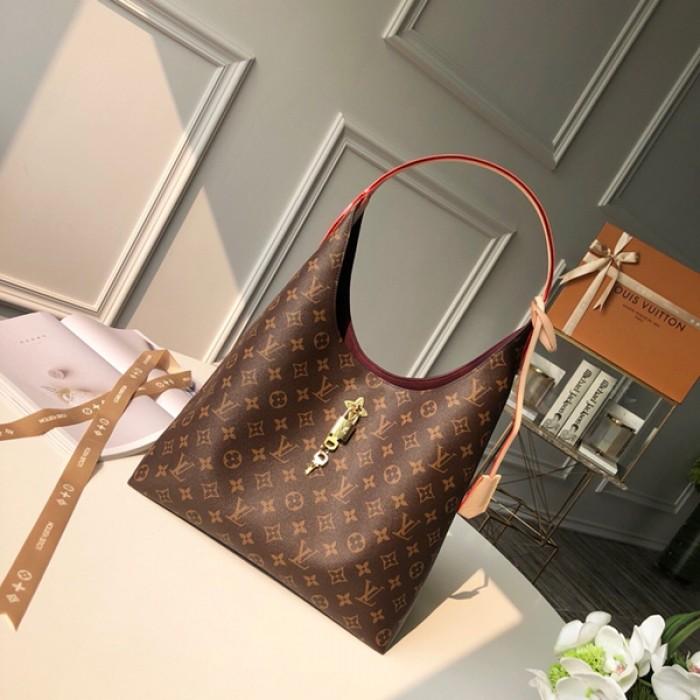 Replica LV Monogram Hobo Bag