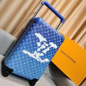 Replica LV Monogram Clouds Luggage