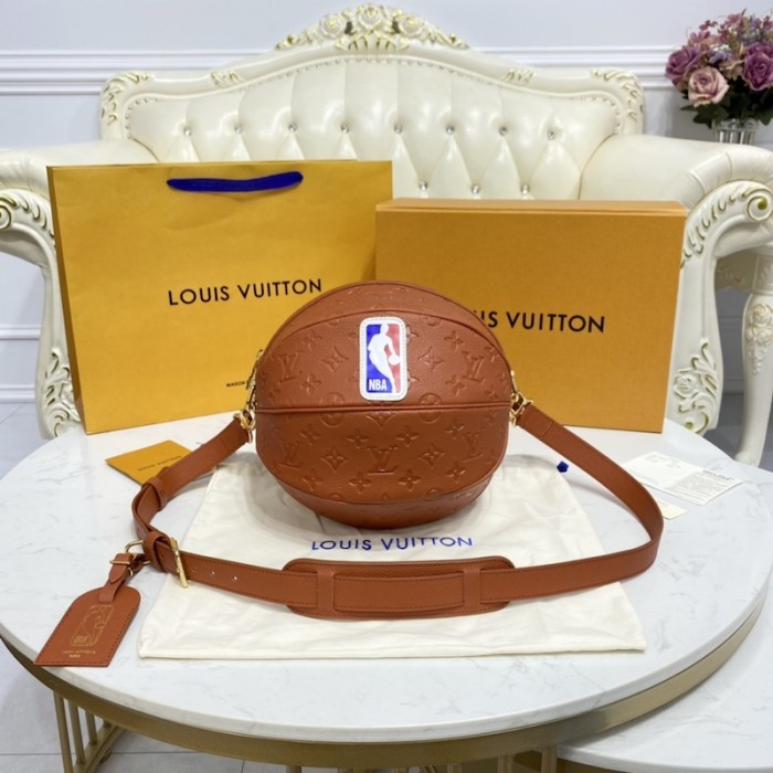 Replica LVxNBA LV Ball in Basket