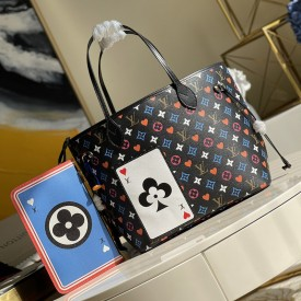 Replica LV Game On Neverfull Mm