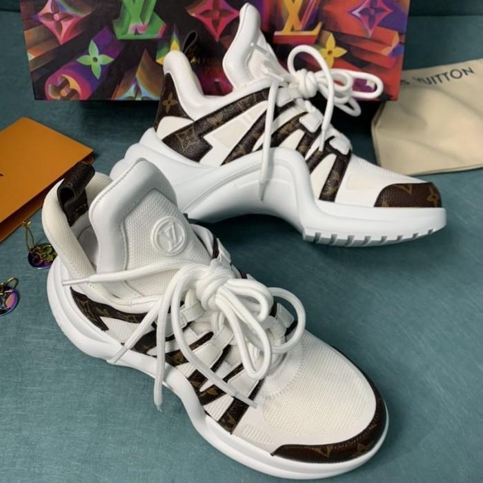LV Monogram Canvas Archlight Sneaker 1A43KV