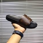Replica lv Waterfront Mule Sandals