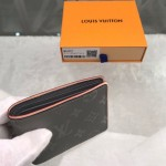 Replica LV monogram titanium multiple wallet