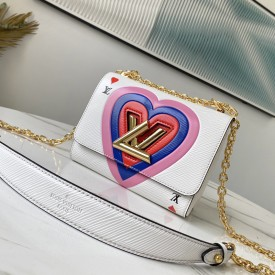 Replica LV Game on Twist PM bag