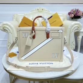 Replica LV Soft Trunk Briefcase Bag