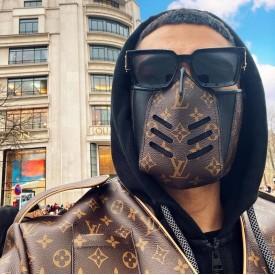 Replica LV Monogram Mask