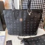 Replica McM Reversible Liz Shopper Bag