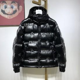 Mon Fragment Mayconne Down Jacket Black