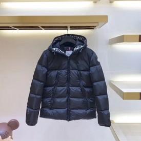 Mon Montcler Down Nylon laque jacket