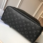Replica LV steamer backpack monogram eclipse