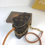 Replica LV monogram phone box