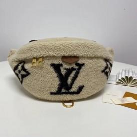 Replica LV monogram teddy bumbag