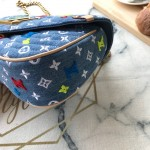 Replica LV New Wave Chain Bag mm