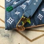 Replica LV New Wave Zipped Pochette