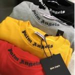 Replica Palm Angels Logo Long Sleeves