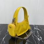 Replica Prada nylon 3 in 1 bag